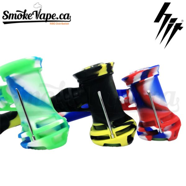 HIT304-Silicone-Hammer-Bubbler-Dabber-Included (2)