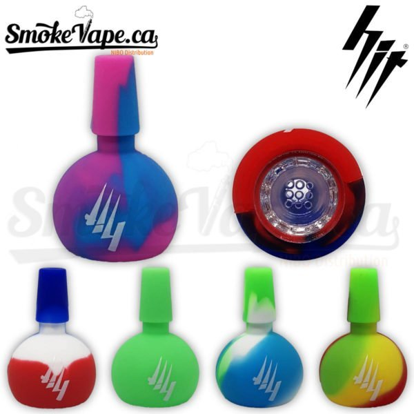 HIT490-Hit Silicone Bowl 14mm-Colors