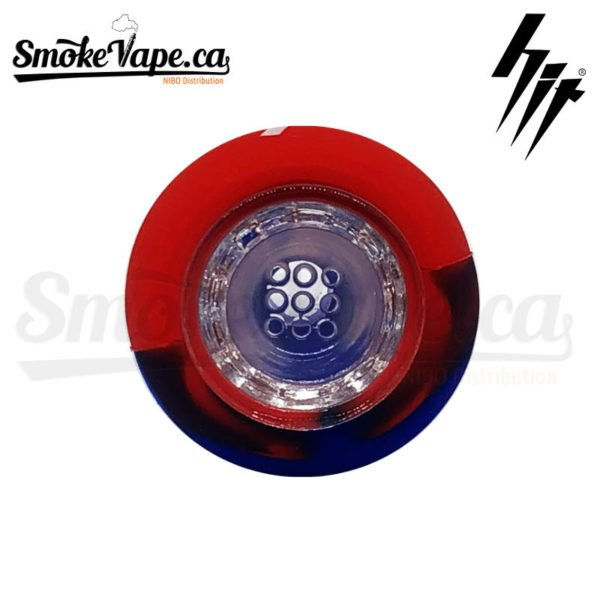 HIT490-Hit Silicone Bowl 14mm-Colors4