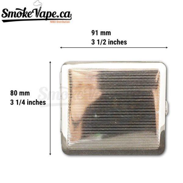 CTC208 Netal Cigarette Case (1)
